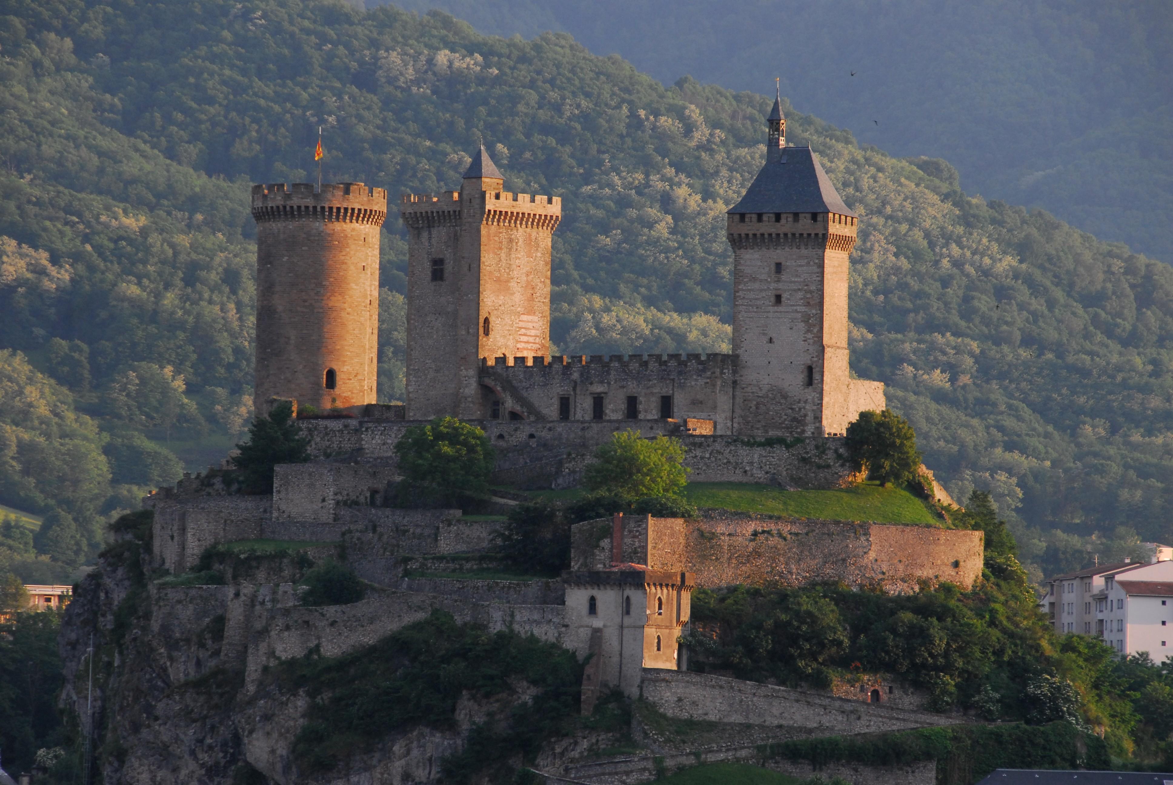 Foix tourism ari ge pyrenees - Office de tourisme de foix ...